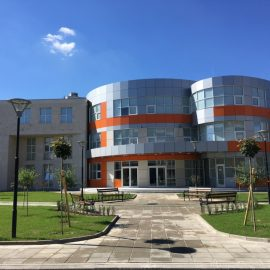 Faculty of Pharmacy of the Medical University - Pleven